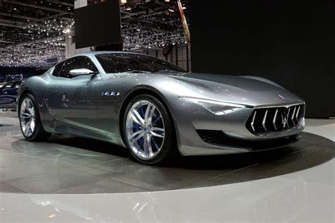 Maserati Prototype Alfieri Concept Car