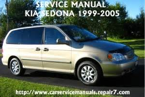 old car owners manuals 2012 kia sedona auto manual kia sedona 1995 1996 1997 1998 1999 2000 service repair manual