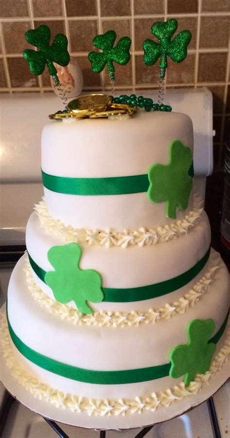 irish cake irish birthday cake my cakes pinterest
