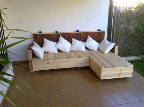 sofas de palets paso a paso muebles hechos con palets paso a paso facilisimo
