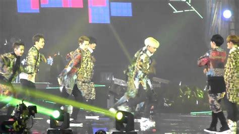 tutorial dance exo xoxo fancam 140602 exo dance battle xoxo the lost planet