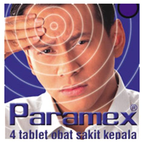 Paramex Sakit Kepala paramex konimex pharmaceutical laboratories