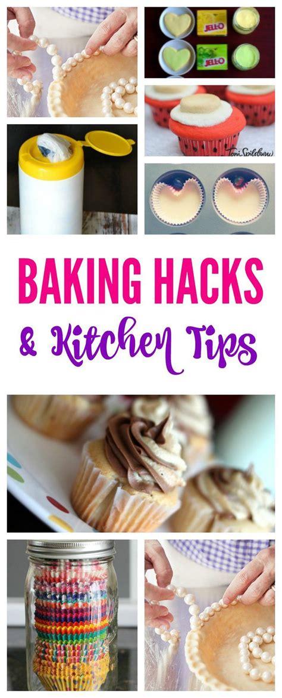 baking hacks les 107 meilleures images du tableau astuces cuisine