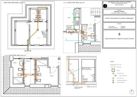 impianti di scarico bagno schema impianto scarico bagno theedwardgroup co con schema