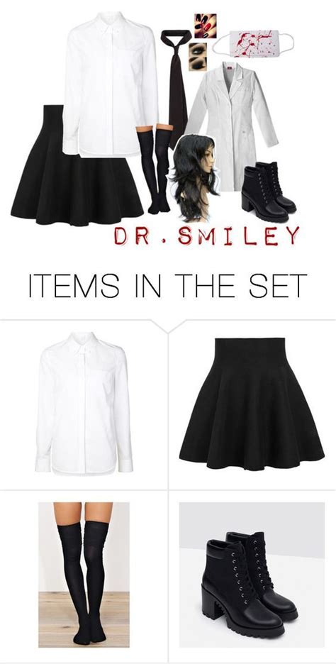 drsmiley outfit   cosplay outfits alternative