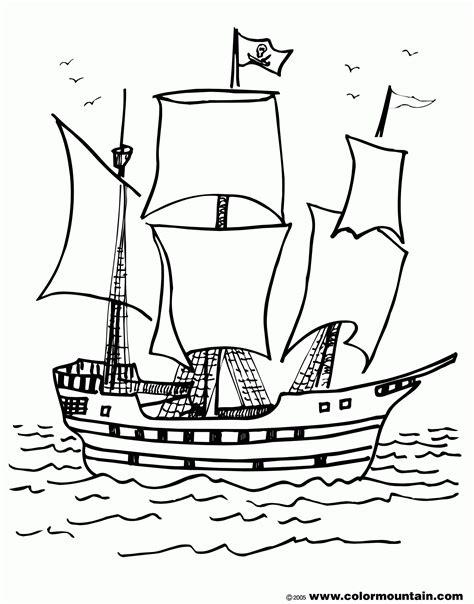 Viking Ship Coloring Page Free Coloring Home Viking Ship Coloring Page