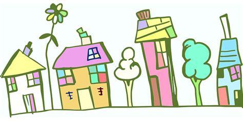 doodle rumah การ ต น สถาป ตยกรรม อาคาร ร ปภาพฟร ท pixabay