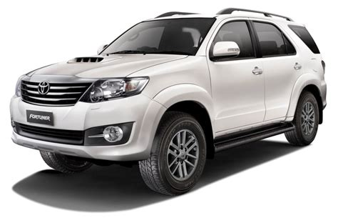 2015 Toyota Fortuner All New Toyota Innova Fortuner 2015 Launched In India