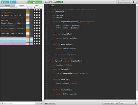 sublime themes editor modifier la coloration syntaxique sublime text avec
