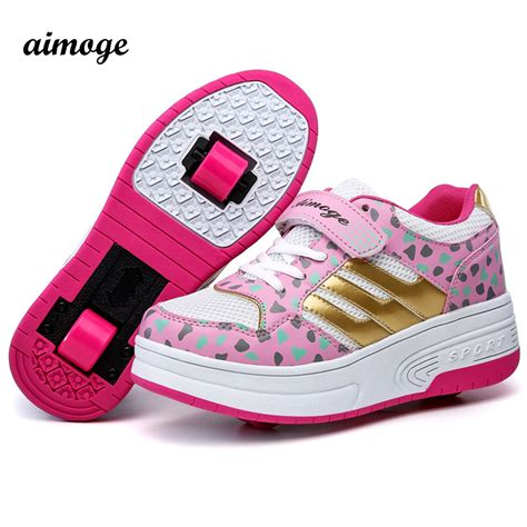 shoes for kid new child heelys jazzy junior boys heelys roller