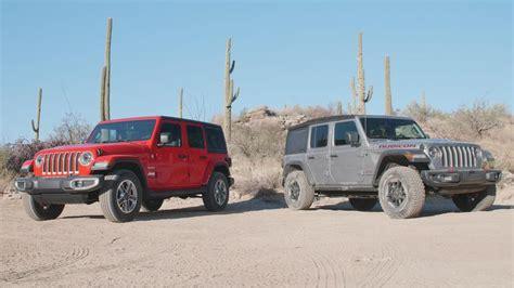 Who Makes Jeep Wrangler 2018 Jeep Wrangler Makes Anyone A Rock Crawling