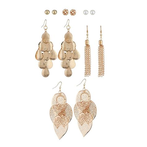 Simple Party Wear Earrings