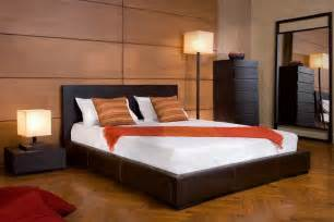 Bed For Bedroom Design Modern Wooden Bed Designs An Interior Design