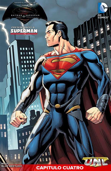 Batman V Superman 5 batman v superman of justice 4 5 espa 241 ol comics