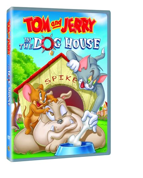 tom jerry dog house tom and jerry in the dog house dvd review the other