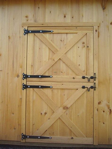 Make Barn Door How To Build A Barn Door Diy Projects For Everyone