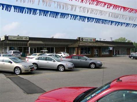 tom ahl family of dealerships gmc buick car dealership