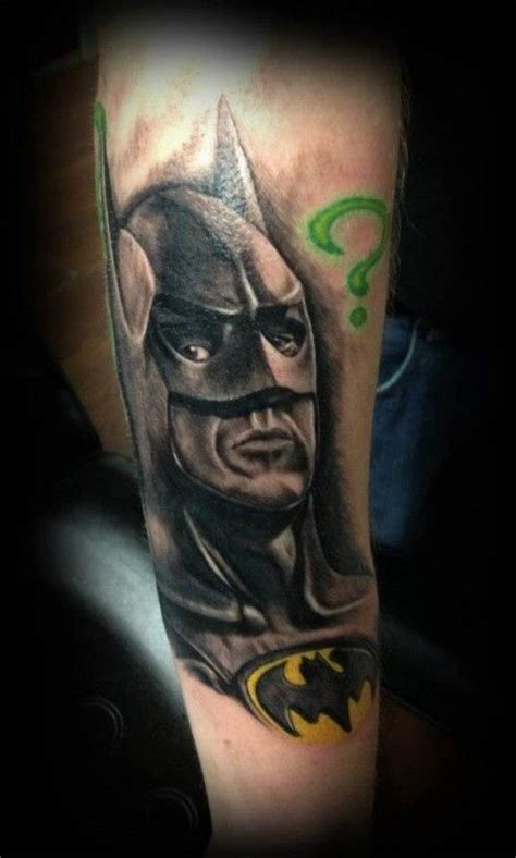 batman doll tattoo 134 best superhero tattoos images on pinterest tattoo