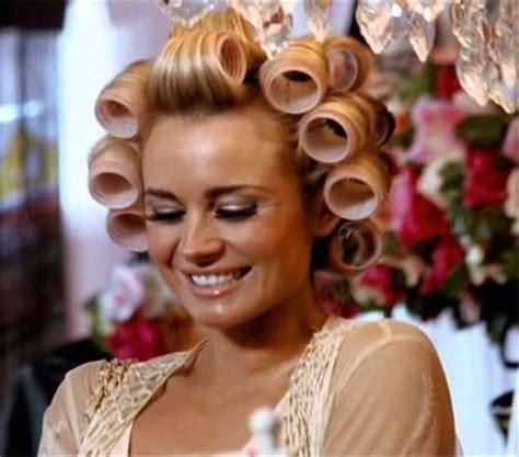 hot perm hair styles 341 best women in curlers in rollers in permrods pincurls
