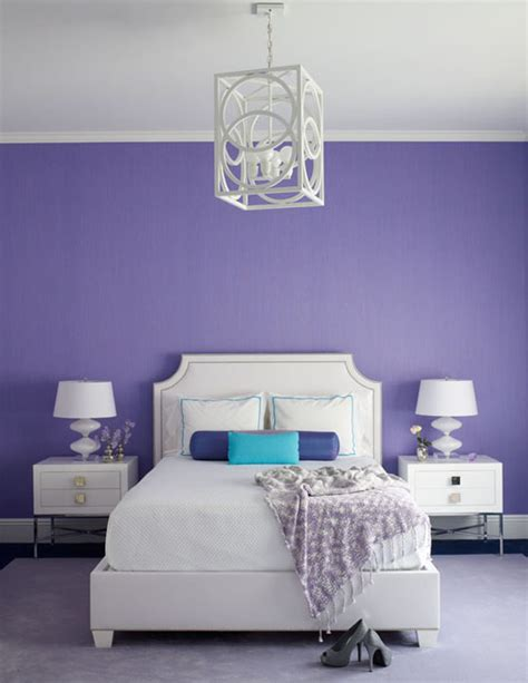 Violet Bedroom by 2018 Pantone Color Of The Year Ultra Violet House Of