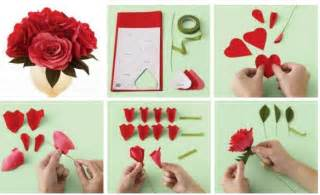 Flores de papel sencillas para hacer con ni 241 os y decorar fiestas