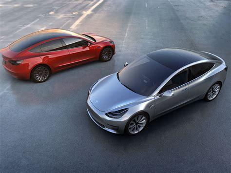Tesla Goes Tesla Goes Mainstream With Model 3 The New Economy