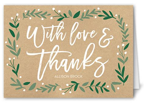 How To Write Thank You Cards For Bridal Shower Gifts