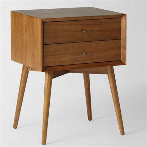 elm bedside table mid century cabinet from elm bedside tables 10 of