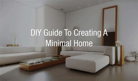 Minimal Home by Create A Minimal Home Ebook Best Architects Amp Interior