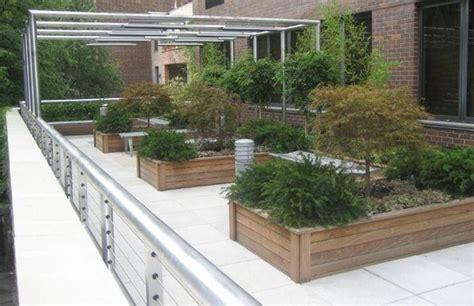 giardino in terrazzo giardino in terrazzo progettazione giardino