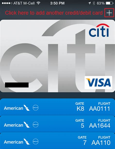 Add Gift Card To Passbook - set up apple pay in passbook on your iphone 6 plus