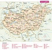 Carte Hongrie  Tour Du Monde En Images – Jump Voyage