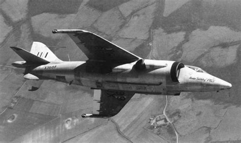 hawker p 1127 kestrel and repix like view pic