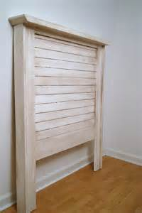 white shabby chic rustic twin headboard would makegreat kids with headboards interalle com
