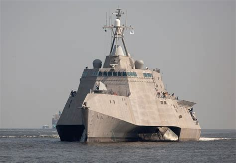Korean Design by Us Navy To Christen Uss Manchester Lcs 14 Naval Today