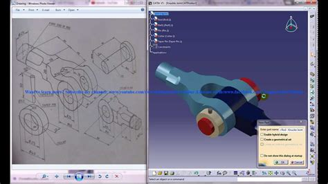 tutorial design engineering catia v5 tutorial product engineering design how to create