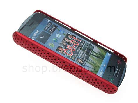 Casing Hp Nokia C6 01 nokia c6 01 perforated back