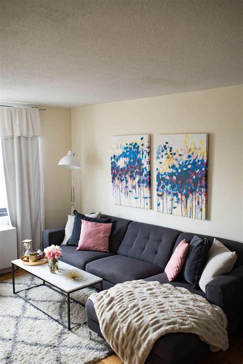 home decor update  york city apartment  katies
