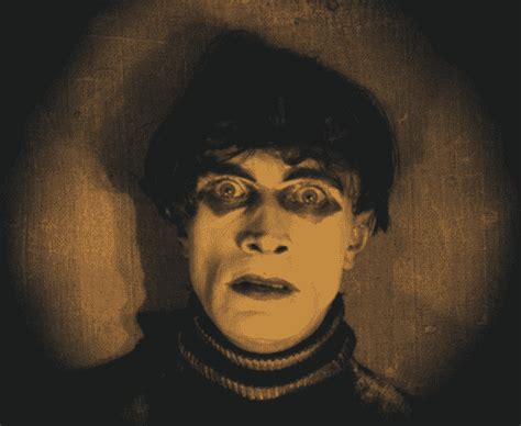 Cesare The Cabinet Of Dr Caligari by The Greatest Silent Horror Of All Time Scare