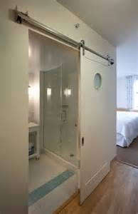 Sliding door sliding door bathroom