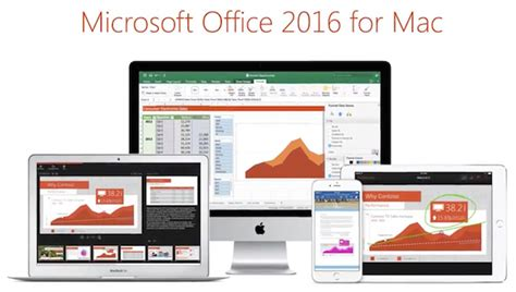 Software Microsoft Office For Mac microsoft releases office 2016 for mac other world computing