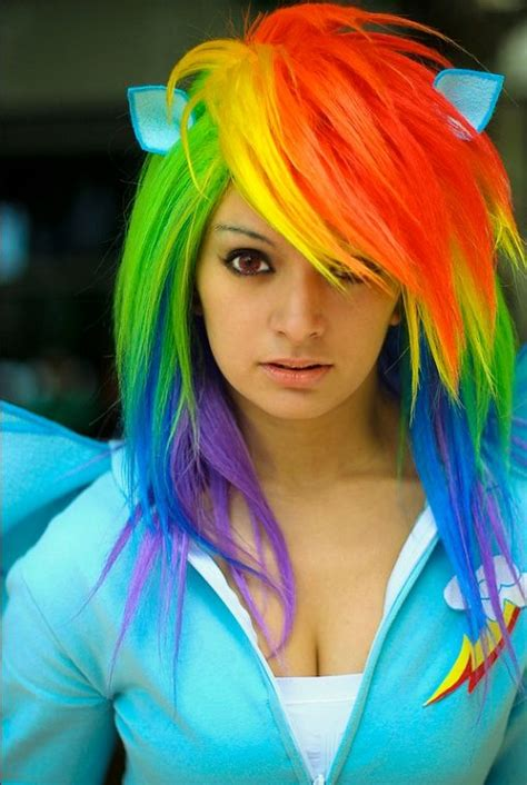 cute hairstyles rainbow 17 best images about rainbow dash on pinterest bats