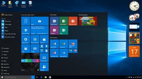 Calendario X Desktop Gratis Come Avere I Gadget Di Windows 7 Sul Desktop Di Windows 10
