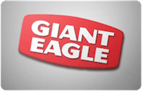 Giant Eagle Gift Cards - buy discount food beverage gift cards cardcash
