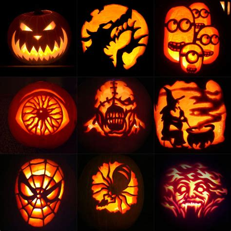 halloweens day 2017 activities party themes pumpkin