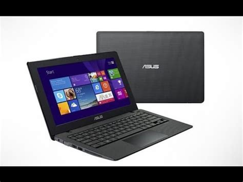 Baterai Tanam Notebook Asus X200m unboxing notebook asus x200m