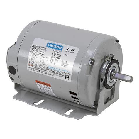 ac fan motor gets 1 4 hp 1725 rpm 115 230 vac 48 frame fan motor ac motors