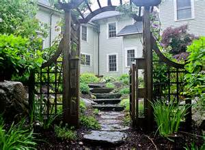 Garden Gate Trellis Garden Gate And Trellis Fences Arch Gates Con T