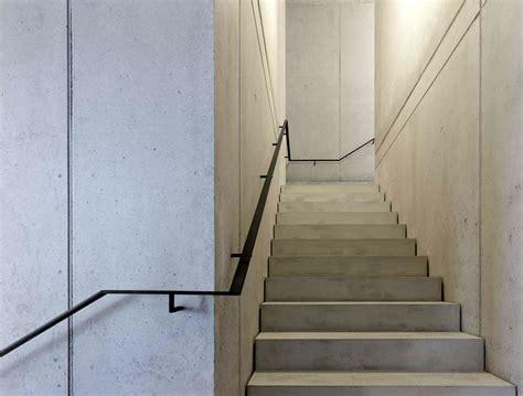 exposed concrete walls exposed concrete walls at residential and dental practice by architekten r 252 f stasi partner