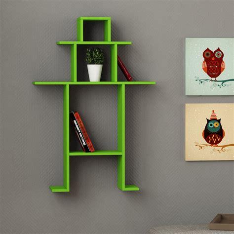 mensole cameretta lilliput mensola moderna in legno per cameretta 84 x 120 cm